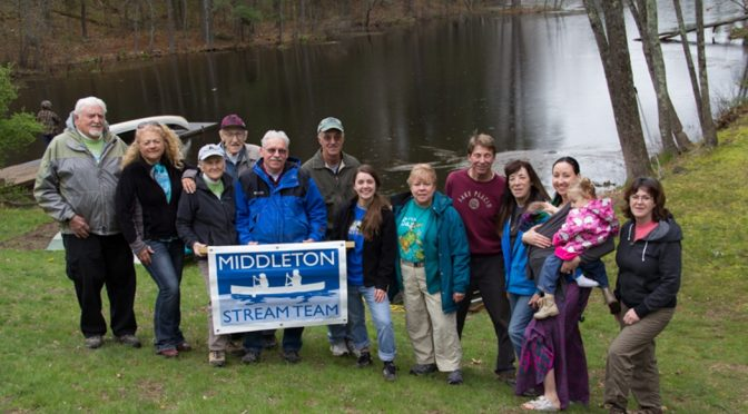 Middleton's Earth Day Festival,  A Little Rain Didn't Stop the FUN!