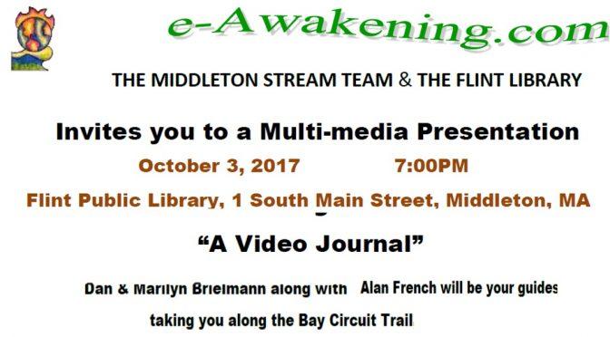 Bay Circuit trail presentation