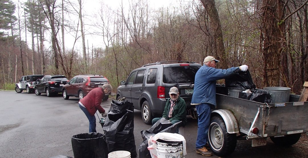 TOWN OF MIDDLETON NEIGHBORHOOD CLEAN-UP