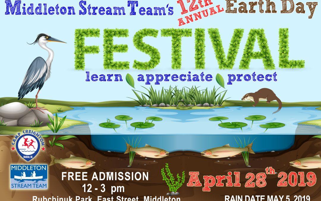 2019 Earthday Festival