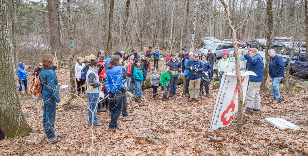Middleton Stream Team's Winter Hike