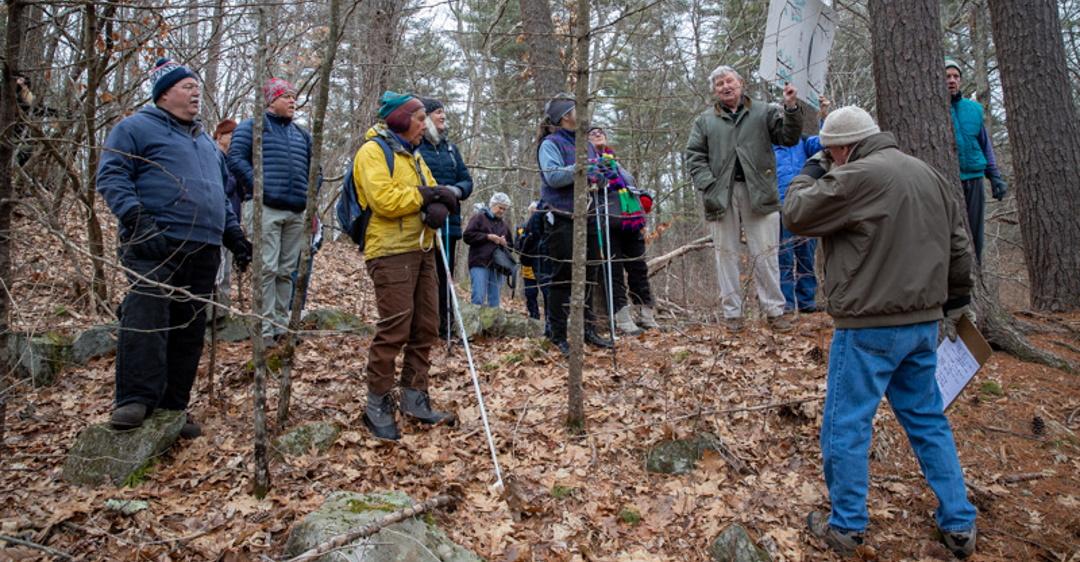 MST 2020 winter hike